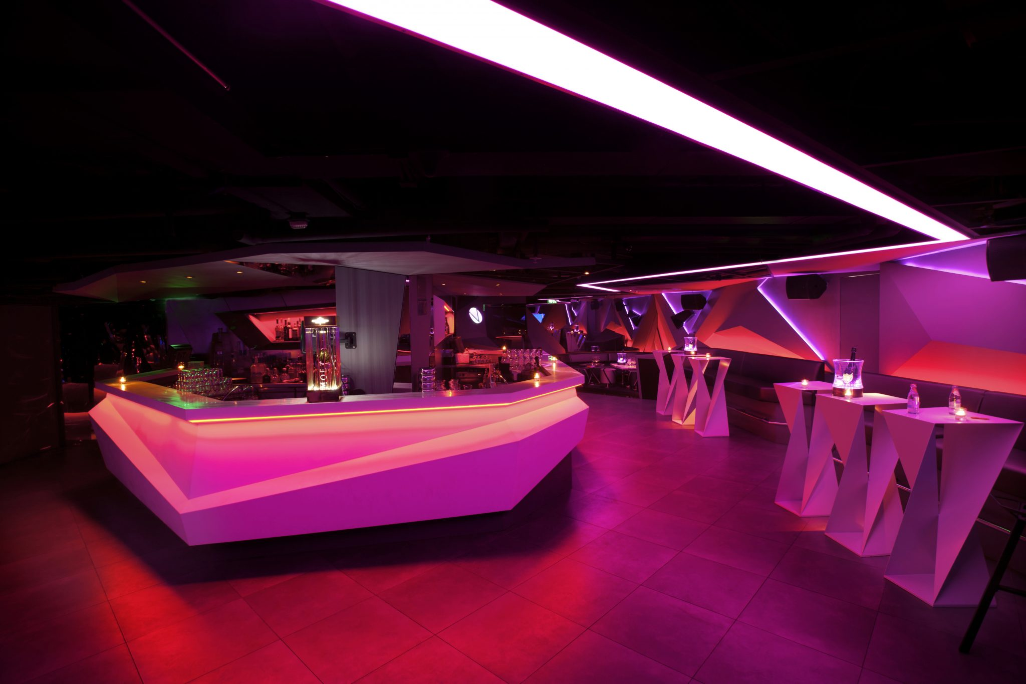 Hong Kong Night Club , Restaurant Group